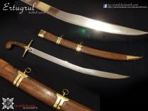 """Ertugrul"" kilij turkish sword"