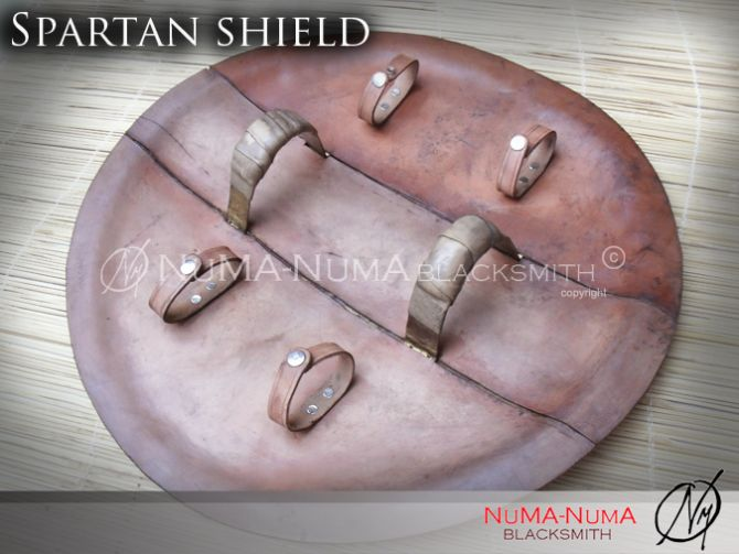 European weapon Spartan Shield 2 sdc14055
